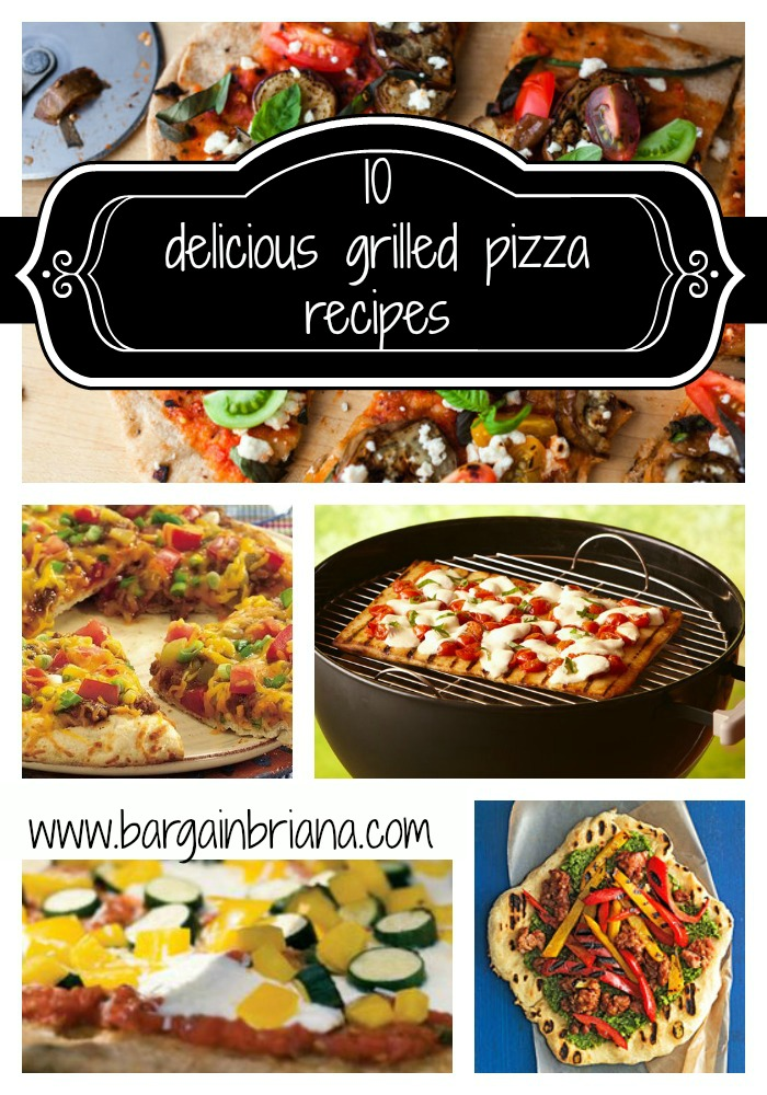 10 Delicious Pizza Recipes