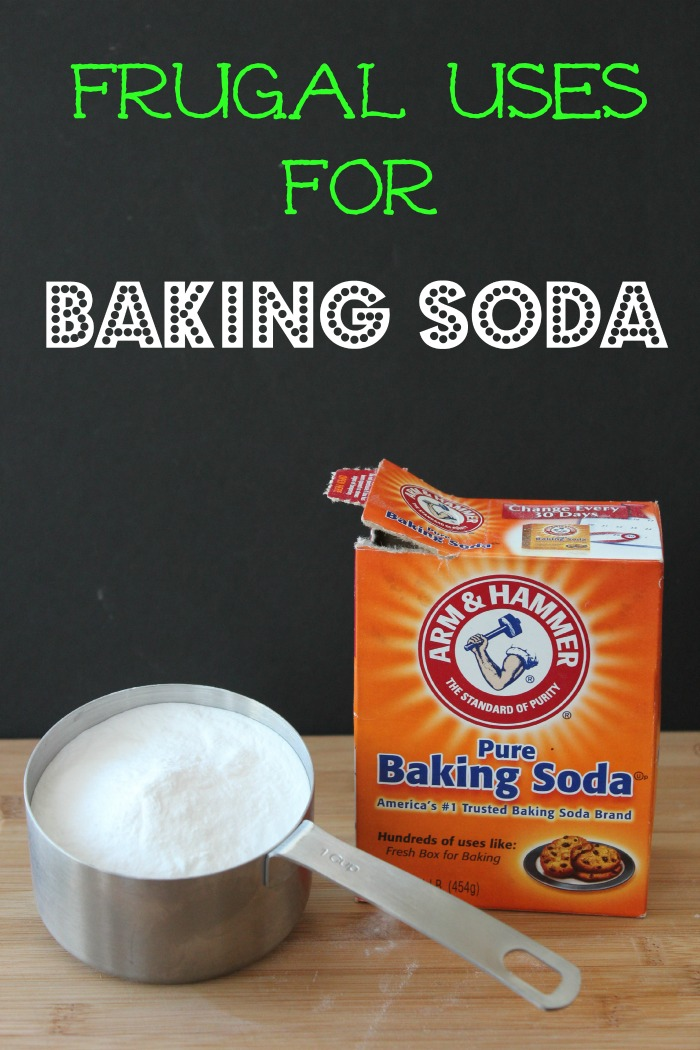 10 Frugal Uses for Baking Soda