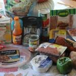 10 Slow Cooker Freezer Meals Ingredients
