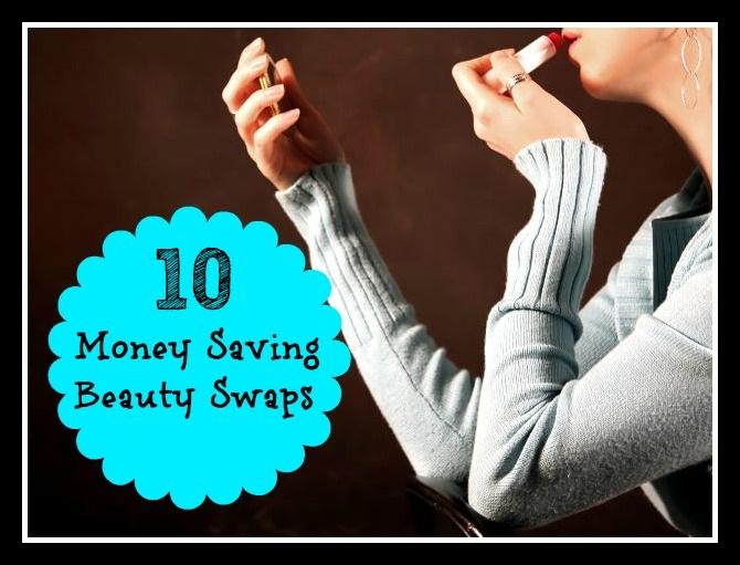 10 money saving beauty swaps
