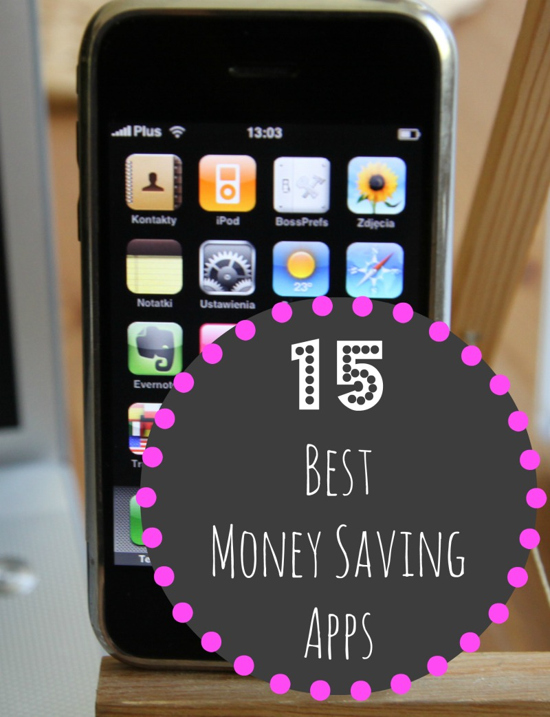 15 Best Money Saving Apps