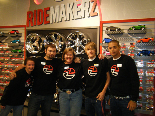 NOW CLOSED: Ridemakerz – A BLAST! & $75 Giveaway!