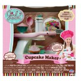 Gourmet Girl Cupcake Maker $14.99 & MORE