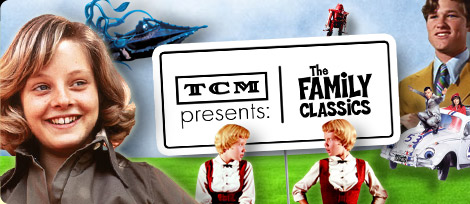 TCM Kick off: The Family Classics this Sunday!