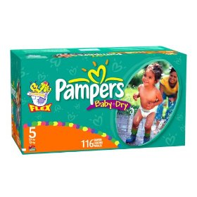 Pampers Deal at Amazon