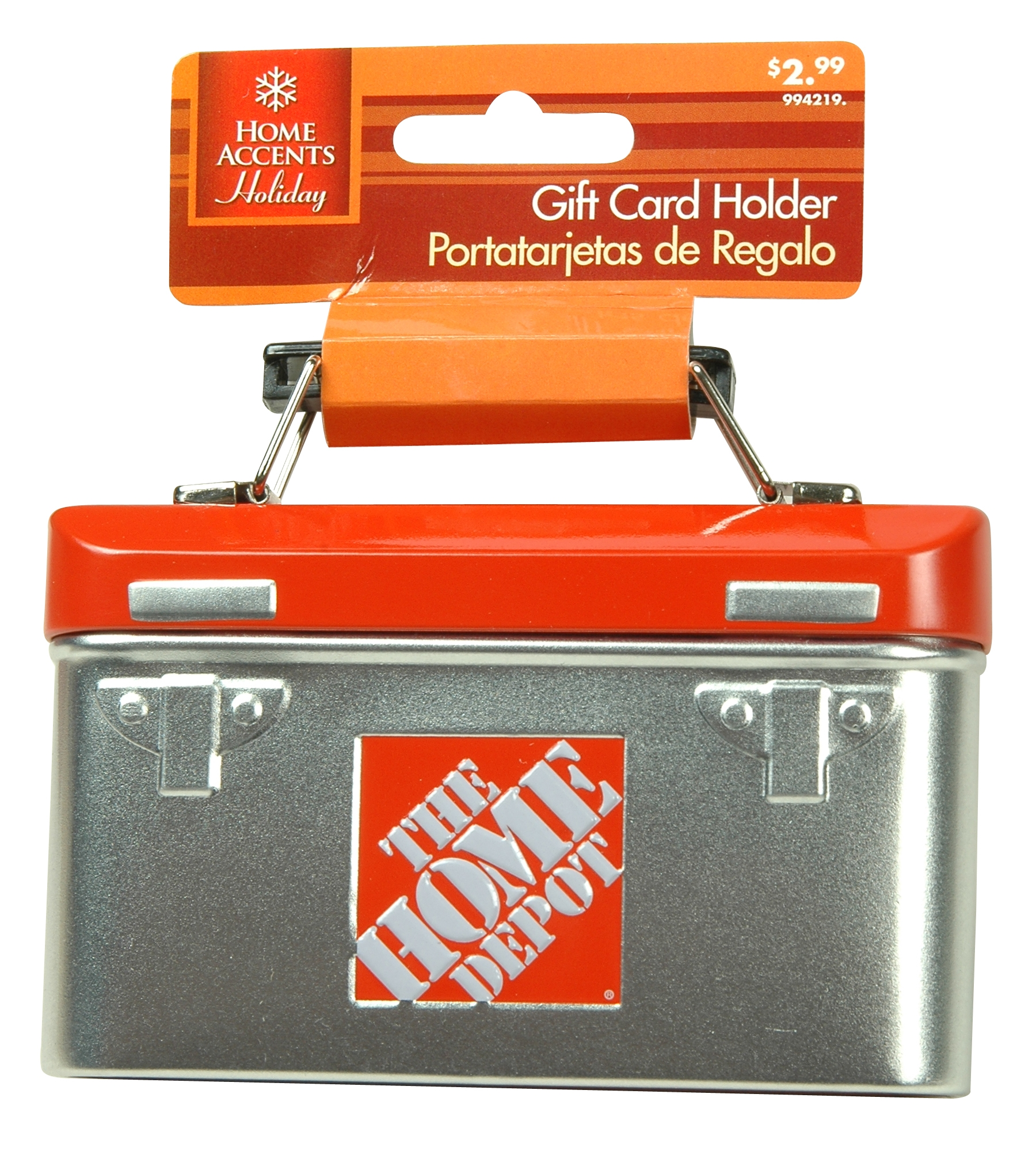 NOW CLOSED: Giveaway: $100 Home Depot Gift Card Ends 12/14
