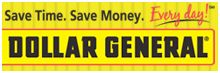 dollargeneral Dollar General Thanksgiving Day Deals + 3 Day Sale