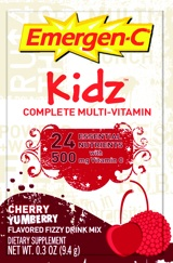 NOW CLOSED: Win it: Emergen-C Kids Giveaway Ends 3/20