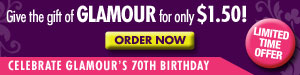 Glamour 1 Year Magazine Subscription for $1.50