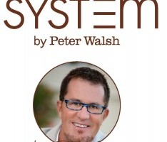 Free Organization Tips from Peter Walsh