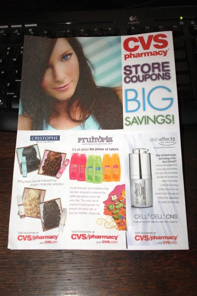 new cvs beauty book coupons bargainbriana