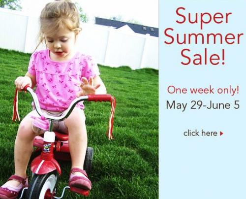 Eleven's Super Summer Sale