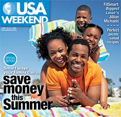 USA Weekend: Don't toss out this weekend, several good coupons!