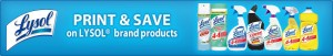 lysol printable 300x51 Lysol: Over $11 in Printable Coupons