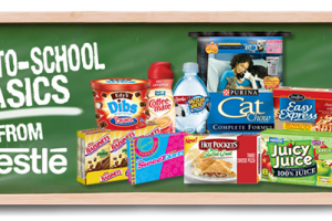 NOW CLOSED: Nestlé Back to School Basics $500 Giveaway