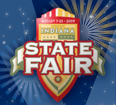 indiana state fair1 FREE Indiana State Fair Ticket in Indy Star on 8/10