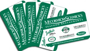 Multiple Gift Cards