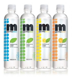 free metromint FREE Metromint Water Printable Coupon