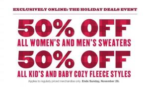 gap sweater sale