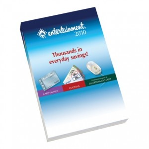 entertainment book 2010