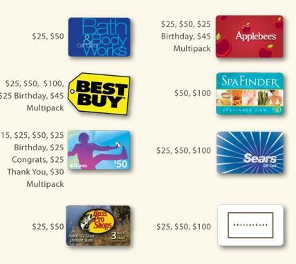 Kroger: Buy $100 in Participating Gift Cards, Get $10 off at checkout (Expires 12/13/2009)