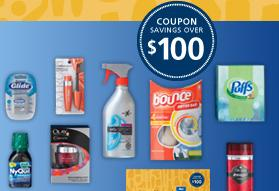 pg rebate offer P&G Rebate: Spend $50, Get $100 in Coupons