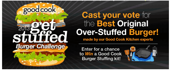 2013 Get Stuffed Burger challenge