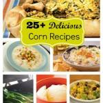 25 Delicious Corn Recipes