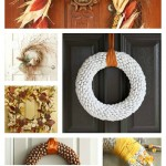 25 Fabulous Fall Wreaths