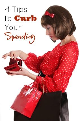 4 Tips to Curb Your Spending