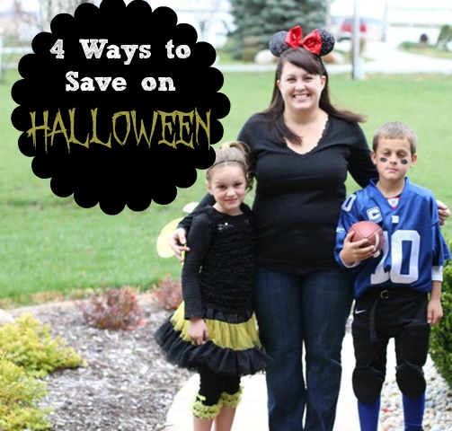 4 Ways to Save on Halloween