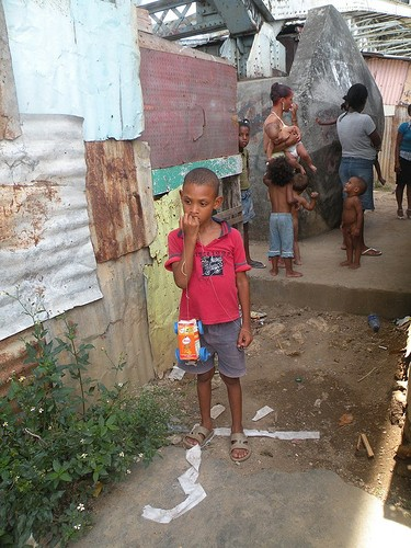 Wordless Wednesday: Dominican Republic World Vision