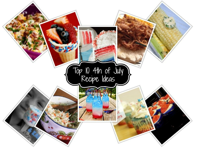 4th July Recipe Roundup