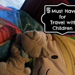 5 Must Haves for Travel With Children