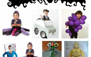 50 DIY Halloween Costume Ideas