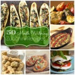 50 Mouth Watering Zucchini Recipes