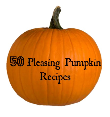 50 Pumpkin Recipes to Try