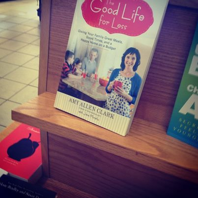 DIY Peppermint Mocha Review + The Good Life for Less Book for $10