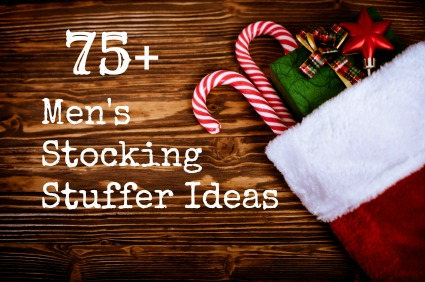 75 Men's Stocking Stuffer Ideas