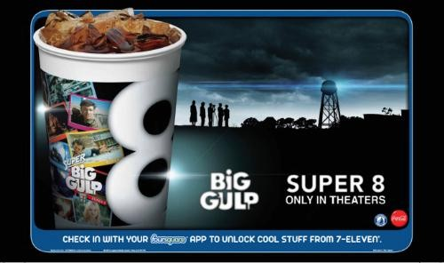 IWG's: 7-Eleven Super 8 Check Into Space and Diet Coke AMC Date Night
