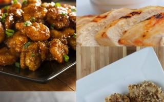 One Hour: 8 Chicken Freezer Meals