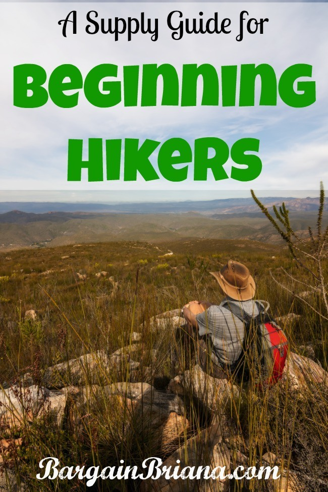 A Supply Guide for Beginning Hikers