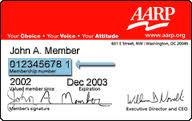 AARP: Free One-Year Membership for Eligible Unemployed Age 50+