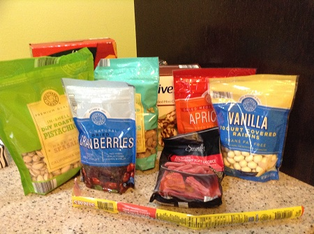 Back to School Snacking with Aldi - BargainBriana