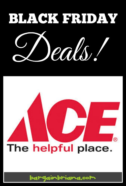 Ace Black Friday Ad Preview