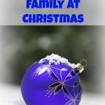 Adopt a Family at Christmas