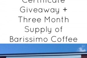 $25 ALDI Gift Certificate Giveaway + Three Month Supply of Barissimo Coffee