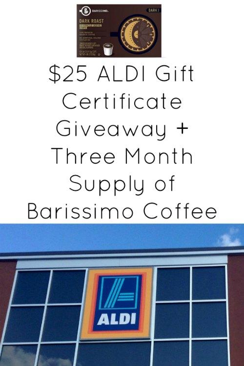 Aldi Giveaway