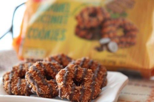 Benton's Caramel Coconut Fudge Cookies – 2015 Best New Product + Aldi GC Giveaway