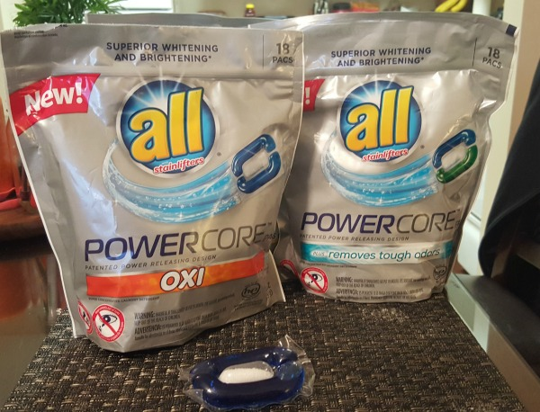 All Power Core Laundry